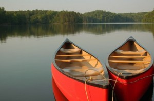 Canoeing / Camping @ TBD