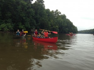 Cape Fear River Canoeing