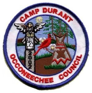 Summer Camp @ Camp Durant