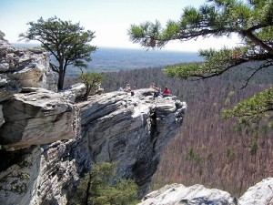 Camping / Hiking @ Hanging Rock