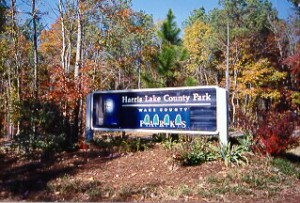 Harris Lake Service Project