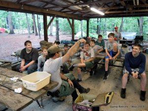 Camp Reeves – May 2018