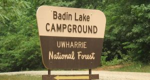 Biking / Hiking at Badin Lake - Tentative Date