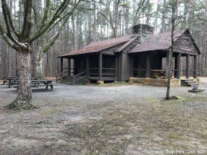 Umstead State Park – Jan. 2020